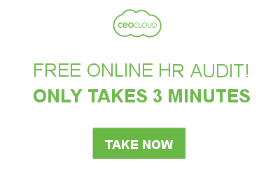 FREE ONLINE HR AUDIT! ONLY TAKES 3 MINUTES - TAKE NOW